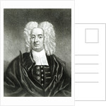 Cotton Mather engraved by Charles Edward Wagstaff and J. Andrews by Peter Pelham