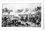 The Battle of the Wilderness, Virginia, May 5th & 6th 1864, pub. by Currier & Ives by American School