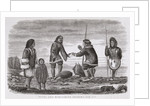 Tuski and Mahlemuts Trading for Oil by H. W.