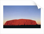 Ayers Rock by Unknown