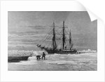 Arctic Exploration: The Eira, Mr Leigh Smith's Yacht by English School