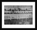 The House of Commons: The Reporters' Gallery by English School