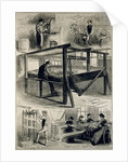 Sketches of the Royal Tapestry Manufactory at Windsor by English School