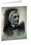 The Late Ralph Waldo Emerson by William Biscombe Gardner