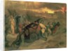 The Village Firemen by Pierre Puvis de Chavannes