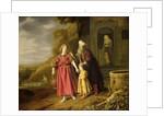 The Expulsion of Hagar and Ishmael by Jan Victors