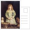 Dorothea Thorpe by Sir John Everett Millais