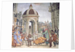 The Raising of Drusiana by Filippino Lippi