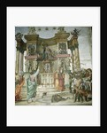 St. Philip Exorcising a Demon by Filippino Lippi