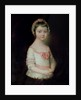 Georgiana Spencer, afterwards Duchess of Devonshire by Thomas Gainsborough
