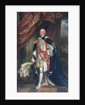 George John Spencer, 1st Lord of the Admiralty in Garter Robes by John Singleton Copley