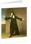 Charles Macklin as Shylock by Johann Zoffany