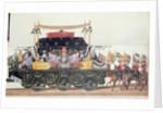 Funeral Car of the Duke of Wellington, 1853 by Henry Jr & George Augustus Alken Sala