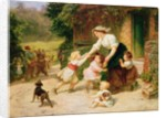 The Dancing Bear by Frederick Morgan