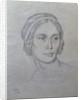 Portrait of Anna Pavlova by Leon Bakst