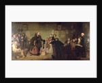 Before the Magistrates by George Elgar Hicks