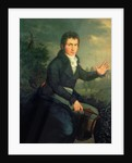 Ludvig van Beethoven by Willibrord Joseph Mahler or Maehler