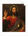 Christ Saviour by Titian