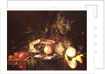 Still Life of Fruit by Jan Davidsz. de Heem