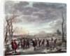 Winter Landscape by Willem Kool or Koolen