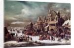 Winter Landscape by Rutger Verburgh