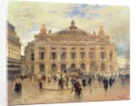 L'Opera, Paris by Frank Myers Boggs