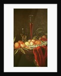Still Life, 17th century by Jurian van Streeck or Streek
