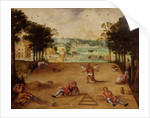 The Parable of the Wheat and the Tares by Lucas van Gassel