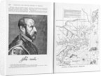 Abraham Ortel Oretelius and his world map of 1569 by American School