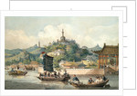 Emperor of China's Gardens, Imperial Palace, Peking by William Alexander