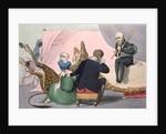 Le Mort, George IV by John Doyle