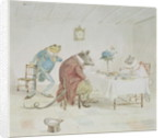 'Pray, Miss Mouse, will you give us some beer' by Randolph Caldecott