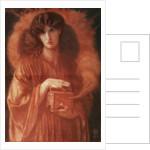 Pandora by Dante Gabriel Charles Rossetti
