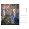 The Annunciation by Edward Reginald Frampton