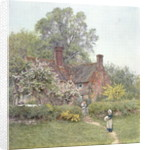 Cottage at Chiddingfold by Helen Allingham