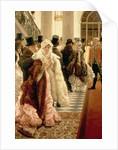 The Woman of Fashion (La Mondaine) by James Jacques Joseph Tissot