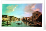 The Grand Canal, Venice by William James
