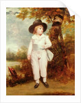 John Charles Spencer, Viscount Althorp by Sir Joshua Reynolds