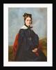Alexina Ledoux by Jean Baptiste Camille Corot