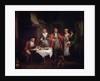 The Marriage Contract by Jan Josef the Elder Horemans