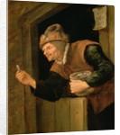 The Miser by Jan Havicksz. Steen
