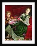 Pot Pourri by Sir John Everett Millais