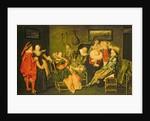 Merry Company by Dirck Hals