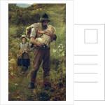 A Heavy Burden by Arthur Hacker