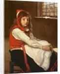 A Little Norwegian by Thomas Edwin Mostyn