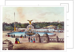 Bethesda Fountain, Central Park by American School