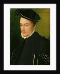 Francois de Valois, Duke of Alencon by French School