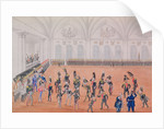 Guard Parade by Russian School