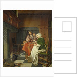The Chess Players by Cornelis de Man