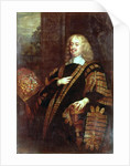 The Earl of Clarendon, Lord High Chancellor by Sir Peter Lely